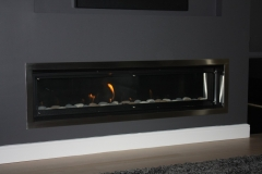 Landscape 1600 gas fireplace