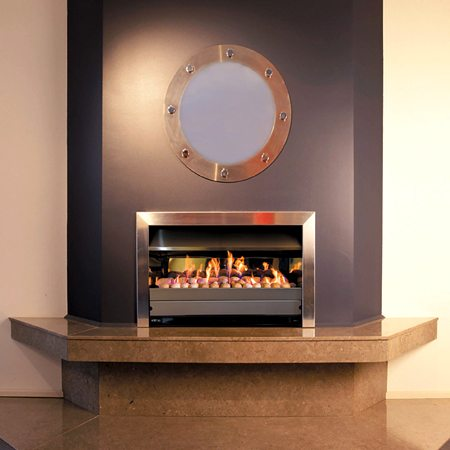 Buy a real flame heatseeker fireplace in melbourne for Gas fireplace maintenance do it yourself