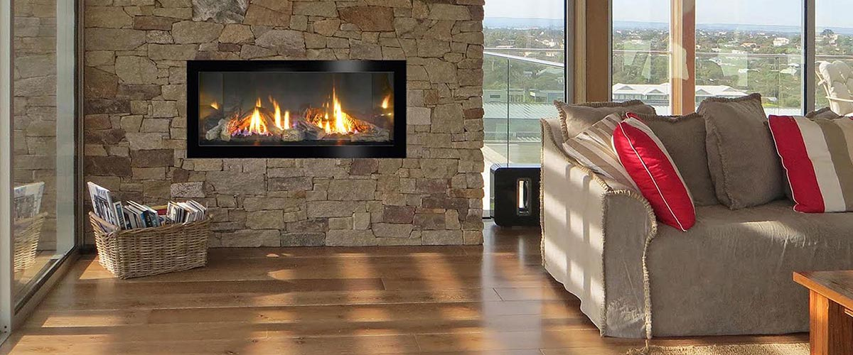 Wood & Gas Fireplaces Melbourne