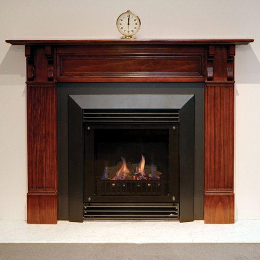 Buy A Real Flame Captiva 600 Fireplace In Melbourne