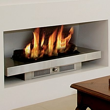 Buy A Real Flame Magiglo Decorative Open Range Fireplace In Melbourne