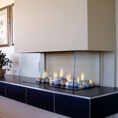 Buy A Real Flame Pure Vision Fireplace In Melbourne