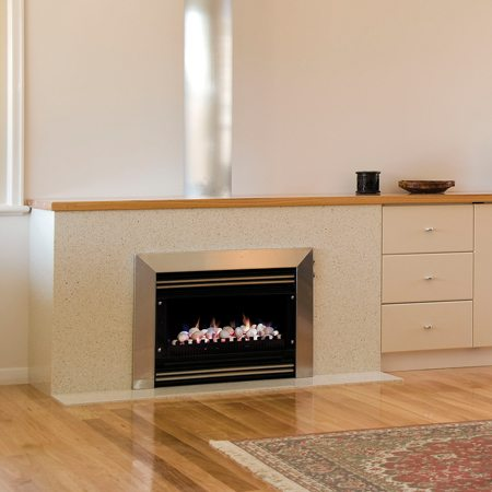 Buy A Real Flame Pyrotech Deluxe Fireplace In Melbourne