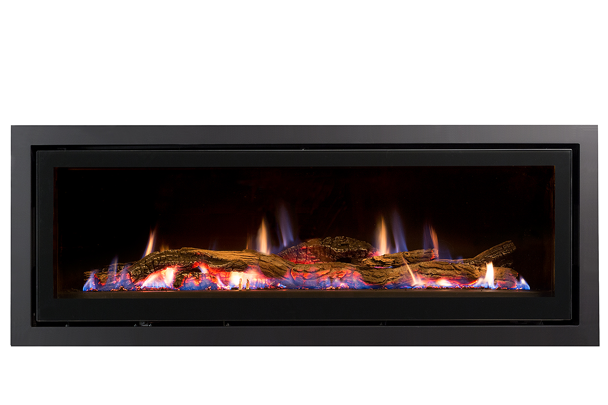 Buy A Heatmaster Seamless Landscape Fireplace In Melbourne