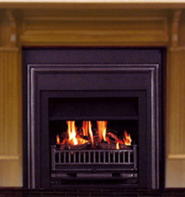 Real Flame Adelaide Federation Mantelpiece