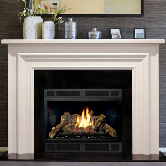 How To Build A Good Fire In A Fireplace
