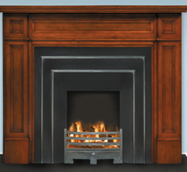 Real Flame Parliament Mantelpiece