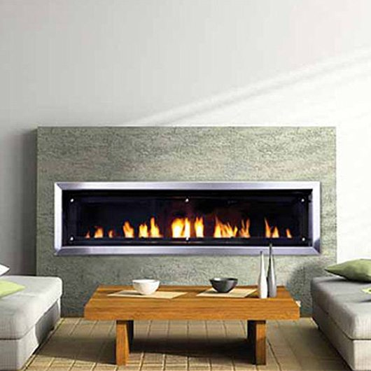 Buy A Real Flame Landscape 1000 Fireplace In Melbourne