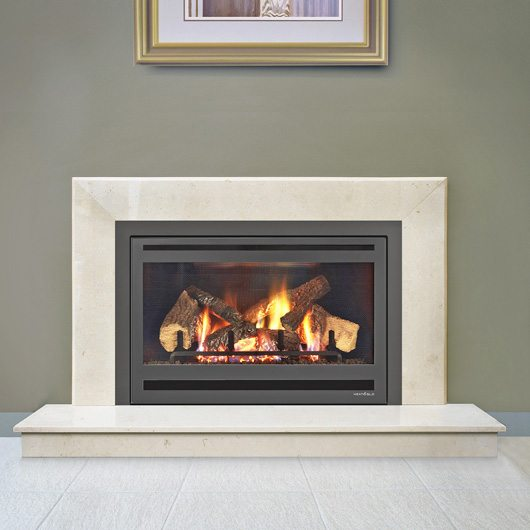 Buy A Heat Glo Supreme I 30 Gas Log Fire Fireplace In