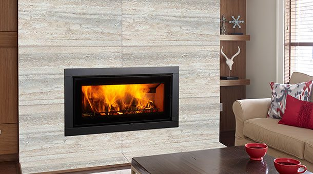 Buy A Regency Montrose Large Wood Fireplace In Melbourne