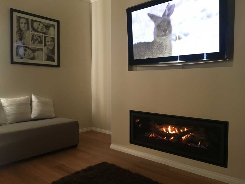 Regency GF1500L Gas Fire Melbourne