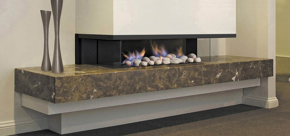 Buy A Horizon Cantilever Fireplace In Melbourne