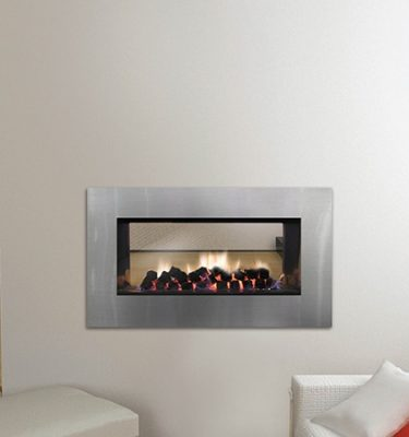 Horizon Low Line Double Sided Fire
