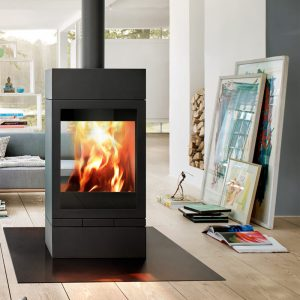 Elements 600 Tunnel Fireplace