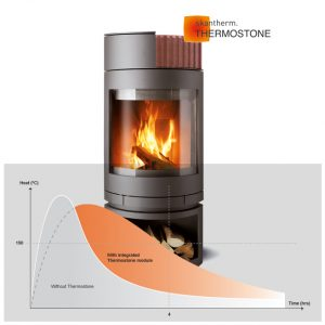 Elements Round Fireplaces