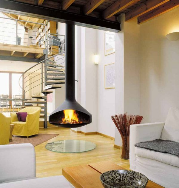 Ergofocus Wood Fireplaces
