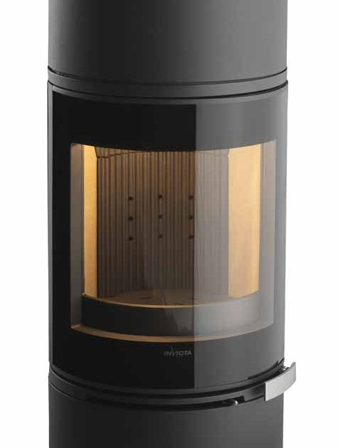 Invicta Aclor Wood Burning Fire Place