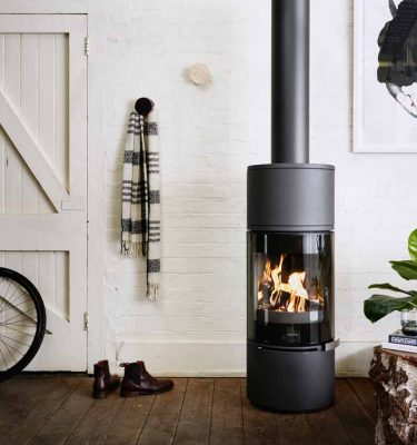 Invicta Aclor Wood Burning Fireplaces