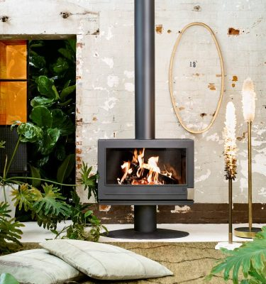 Invicta Elton Fireplace