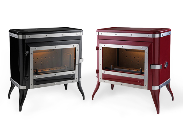 Invicta Tennessee Wood Burning Fire Places