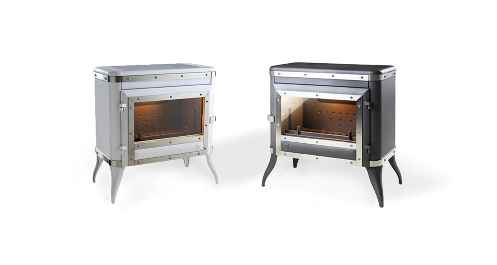 Invicta Tennessee Wood Fire Places