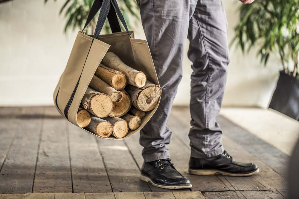 Oblica Bundle Wood Carrier