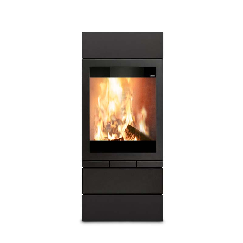 Skantherm Elements 600 Front Wood Fire