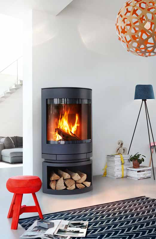 Skantherm Emotion Wood Burning Fire Places