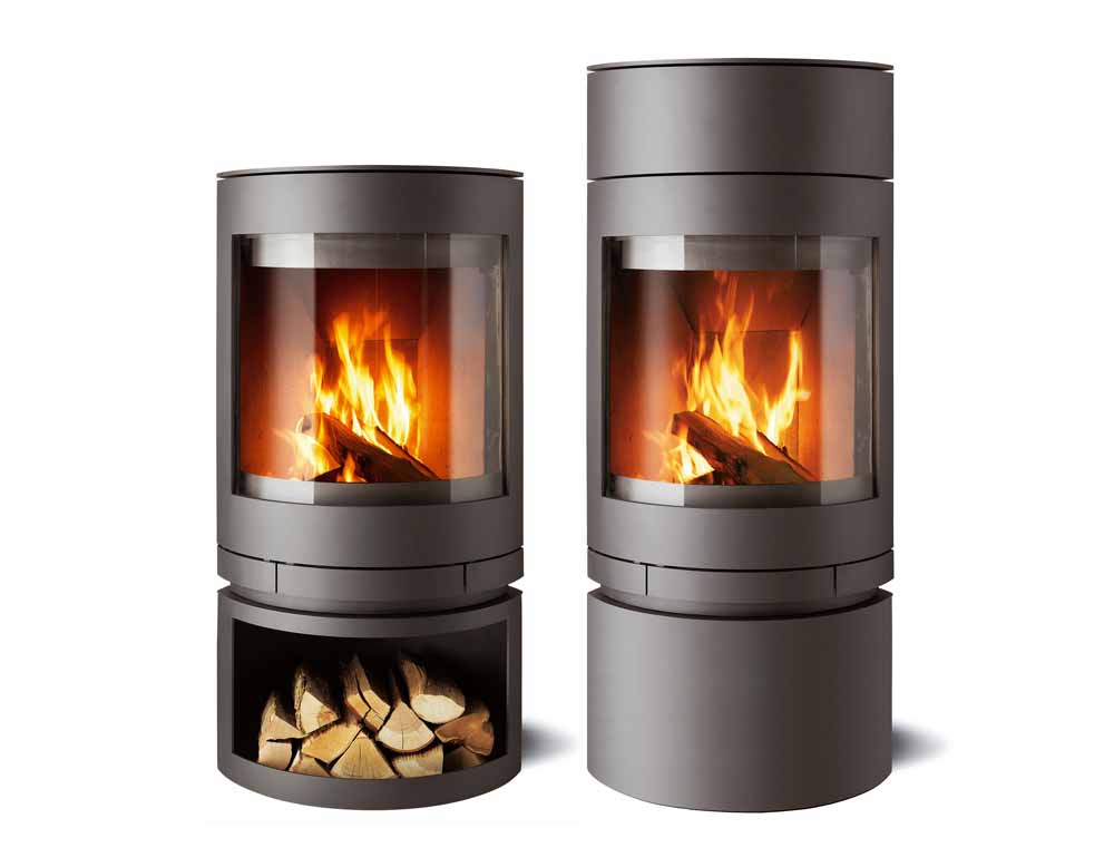 Skantherm Emotion Wood Fire Place