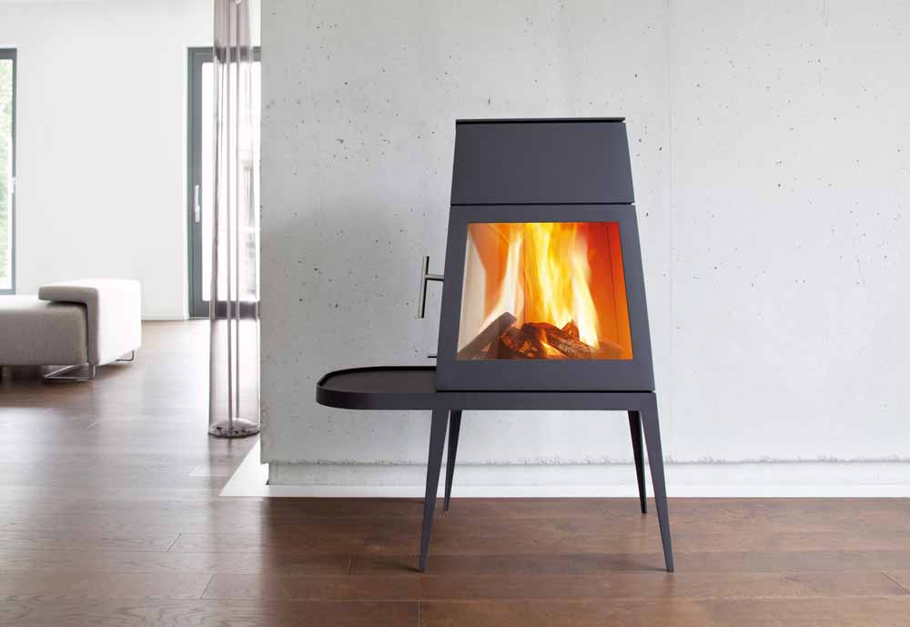 Skantherm Shaker Wood Fire Places
