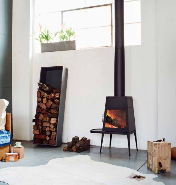 Skantherm Shaker Wood Fireplaces 2
