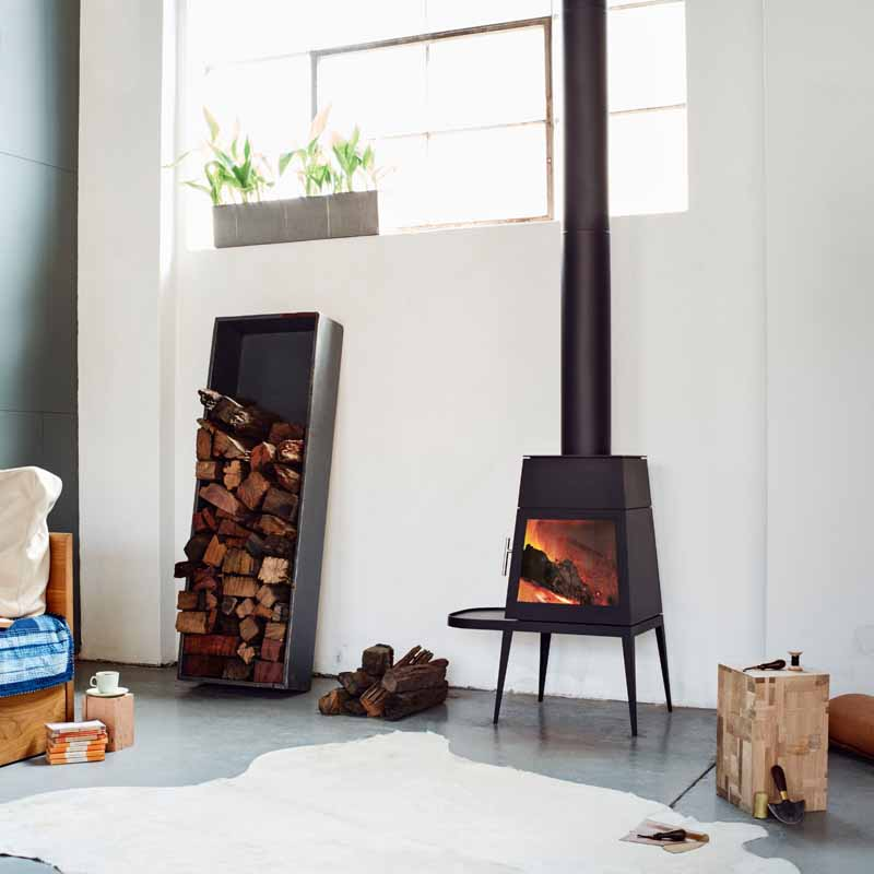 Skantherm Shaker Wood Fireplaces