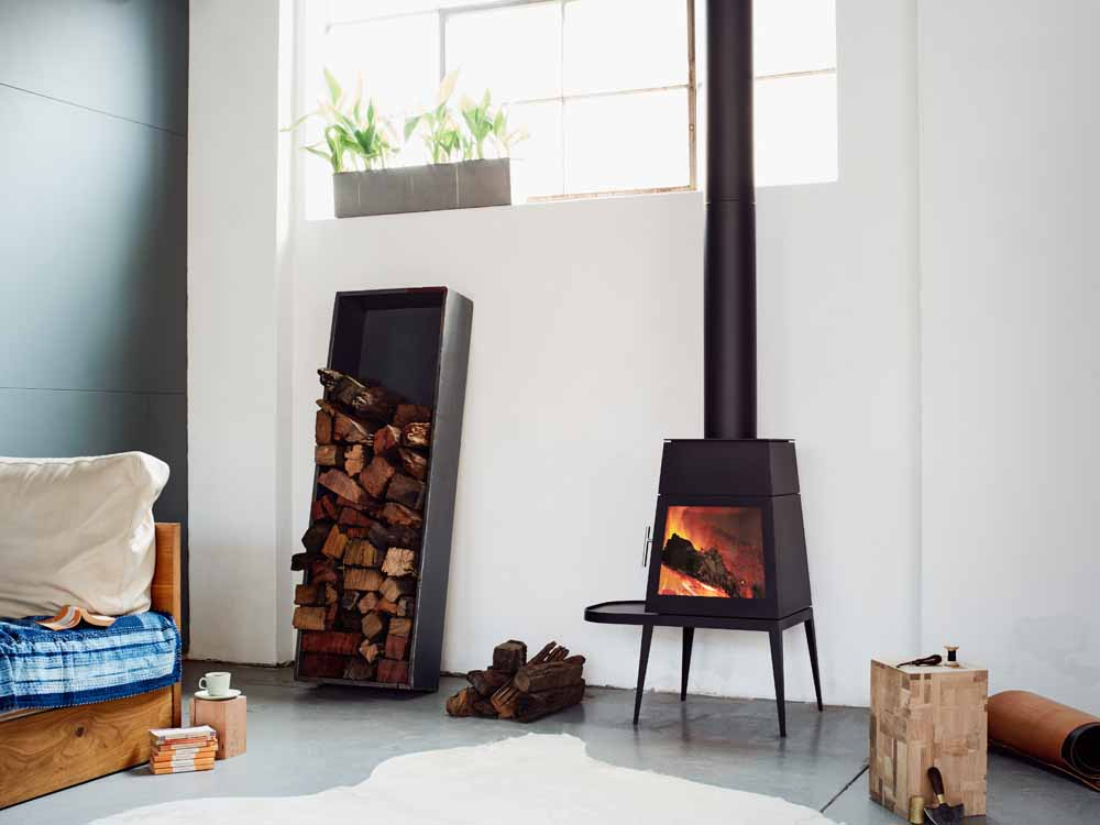 Buy A Skantherm Shaker Wood Fireplace In Melbourne
