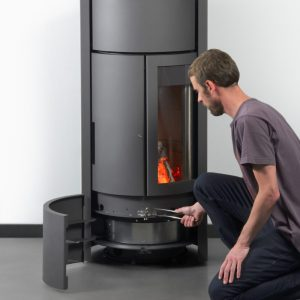 Stuv 30 HI Fireplace