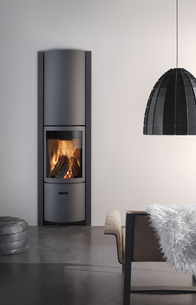 Stuv 30 Insert Wood Fireplace