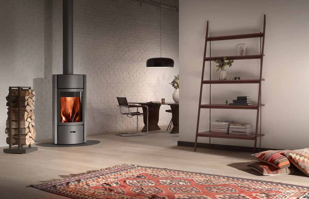 Stuv 30 Wood Burning Fireplace