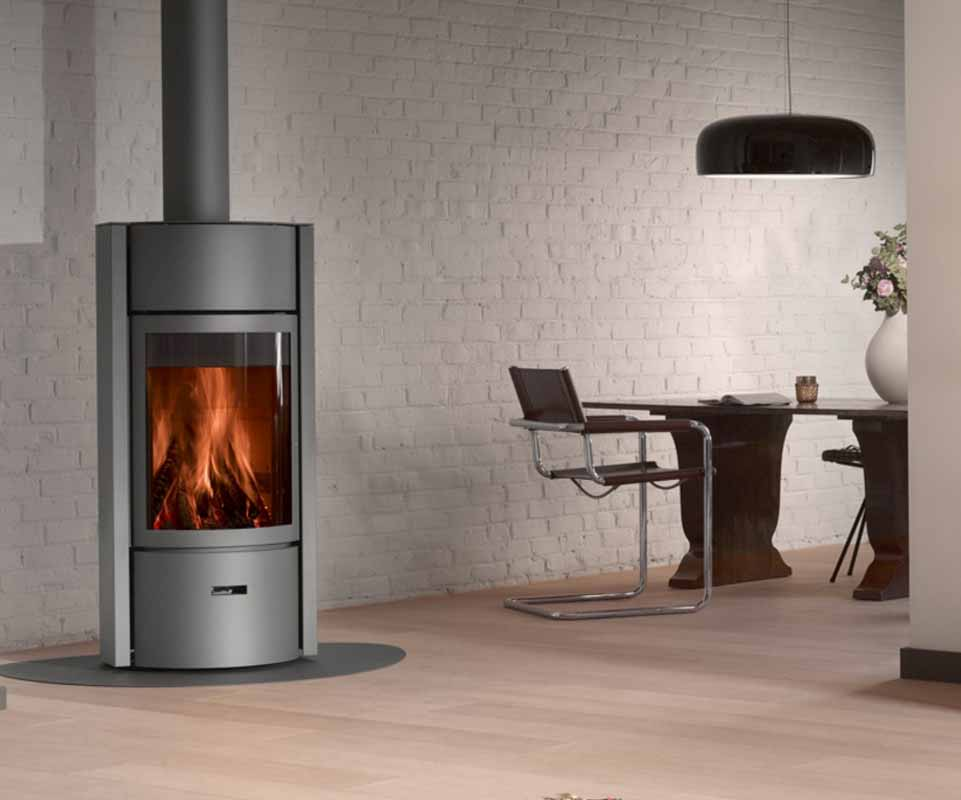 Stuv 30 Wood Burning Fireplaces