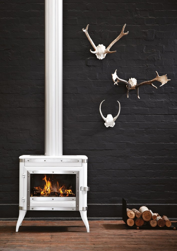 Tennessee Wood Fire Place
