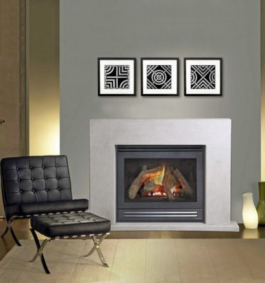 Heat n Glo 6000 TRSI Gas Log Fire
