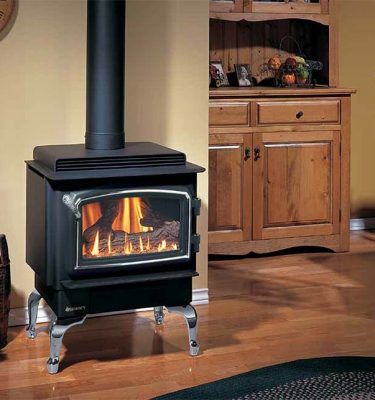 Regency F33 Freestanding Gas Stove with nickel options