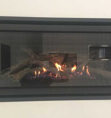 Regency GF900L gas log fire special melbourne