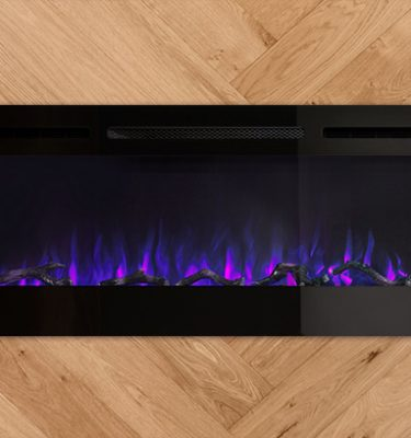 VisionLINE Linear Electric Fireplace