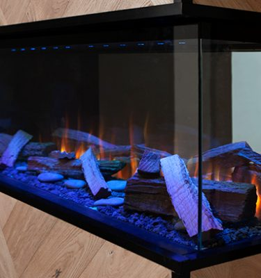 VisionLINE View Electric Fireplace Melbourne