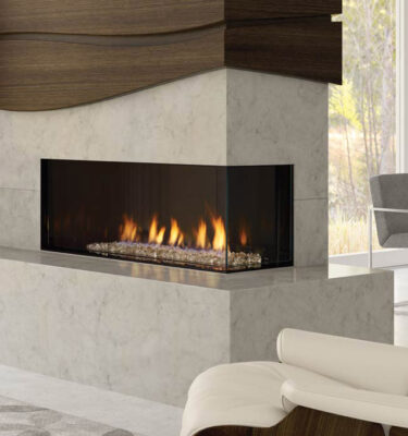 Regency City Series Chicago Corner 40RE Gas Fireplace1