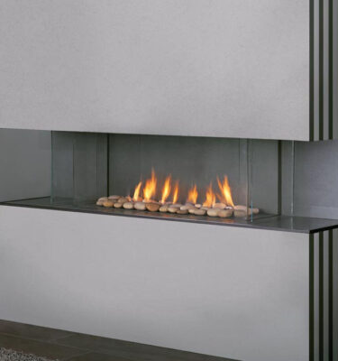 Regency City Series San Francisco Bay 40 Gas Fireplace 1
