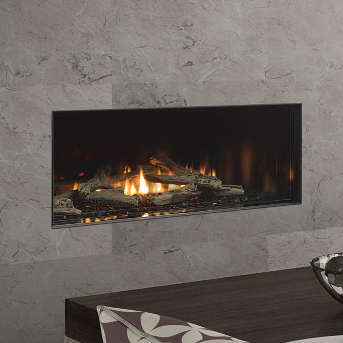 Regency New York View 40 Gas Fireplace